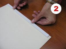 Крепление профиля № 15, (с клеевым слоем), фото 2