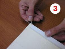 Крепление профиля № 15, (с клеевым слоем), фото 3