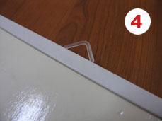 Крепление профиля № 15, (с клеевым слоем), фото 4